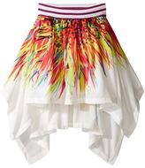 Junior Gaultier Skirt with Flowers (Big Kids)