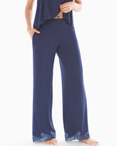 Soma Intimates Sleep Pants Navy SH
