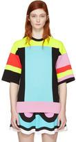 Emilio Pucci Multicolor Colorblock Pullover