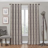 Eclipse Curtains Eclipse Nadya Grommet Blackout Window Curtain Panel, 84-Inch, Linen