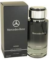 Mercedes Benz Benz Intense by Eau De Toilette Spray 4 oz
