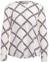 Marella SALATO Blouse wool white