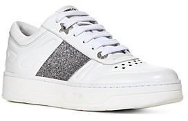 Jimmy Choo Women's Hawaii 5 Platform Sneakers
