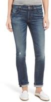 Hudson Women's Agender Straight Leg Jeans