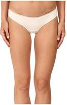 OnGossamer Cabana Cotton Lounge Thong G2052 Women's Underwear