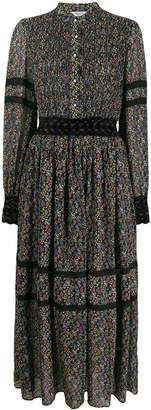 Jovonna London Lorine floral-print maxi dress