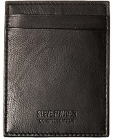 Steve Madden Smooth Card Carrier