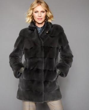 The Fur Vault Mink-Fur Coat