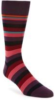 Paul Smith Men's Valentine Told Me Stripe Socks