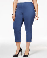 Style&Co. Style & Co. Plus Size Capri Pants, Only at Macy's