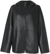 The Row oversized coat