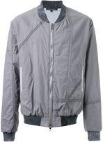 Longjourney front pocket jacket