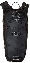 Osprey Siskin 8 (Obsidian Black) Backpack Bags