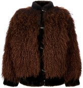 Saint Laurent Vintage mink fur jacket