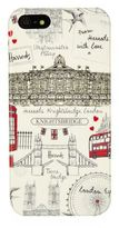 Harrods London Sketch iPhone 5/5s Case