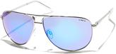 Liive Vision Polisi Revo Womens Sunglasses Silver