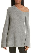 A.L.C. Women's Charly Wool & Cashmere One-Shoulder Sweater