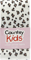 Country Kids Animal print cotton-blend tights 1-11 years
