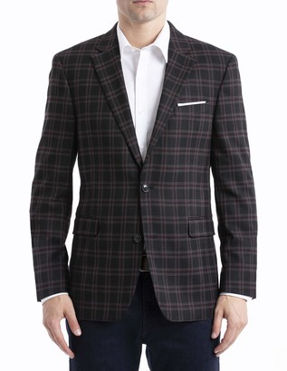 Tommy Hilfiger Men's Long Classic Blazer