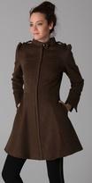 Porter Grey Circle Coat