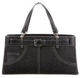 Christian Dior Patch Pocket Tote