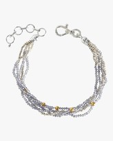 Gurhan Iolite Waterfall Bracelet