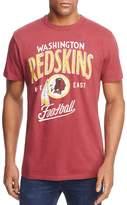 Junk Food Clothing Redskins Kickoff Crewneck Short Sleeve Tee