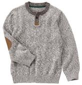 Crazy 8 Henley Sweater