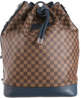 Louis Vuitton Damier Ebene Sac Marin Blue