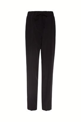 Gerard Darel Loose-fitting 7-8 Crepe Pants
