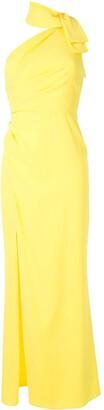 Paule Ka One Shoulder Dress