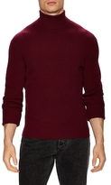 Tom Ford Cashmere Ribbed Turtleneck Sweater