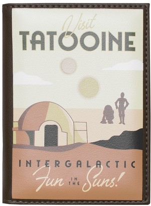 Disney Star Wars Tatooine Passport Holder by Cakeworthy