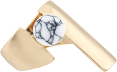 Accessorize Geo Marble Ring