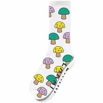Lakai Unisex-Adult's Shroom Crew Sock