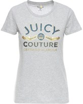 Juicy Couture Logo Certified Glamour Short Sleeve Tee