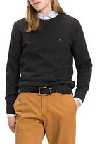 Tommy Hilfiger Crew Neck Long Sleeve Knit Jumper