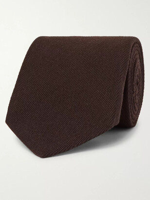 Tom Ford 8cm Cashmere And Silk-Blend Tie