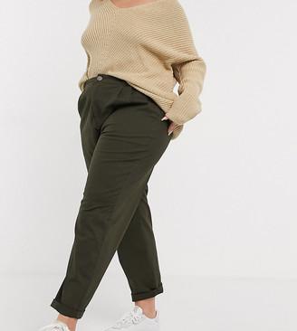 Asos DESIGN Curve chino pants