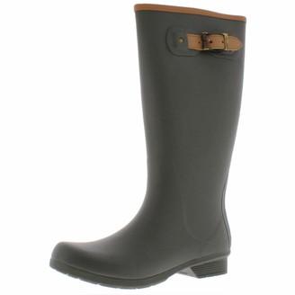 Chooka Women's City Solid Tall Boot Rain