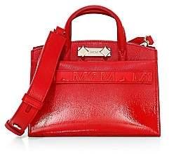 MCM Women's Mini Milano Patent Leather Tote