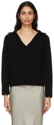 Arch4 Black Cashmere Clifton Gate Sweater
