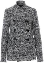 Proenza Schouler Boucle Jacquard Coat