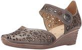 Spring Step Women's Nougat Wedge Sandal