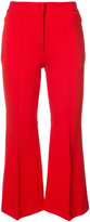 Tibi tailored cropped trousers - women - Polyamide/Spandex/Elastane/Rayon - 2