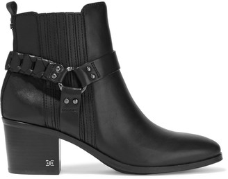 Sam Edelman Dalma Leather Ankle Boots