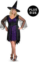 BuySeasons Brilliantly Bewitched Plus 2-pc. Dress Up Costume Plus