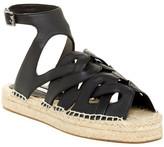Cynthia Vincent Pebbles Ankle Strap Platform Sandal