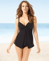 Soma Intimates Love Knot Swim Tankini Top