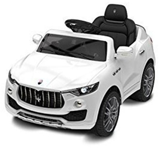 Best Ride on Cars Maserati 6V White